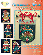 Kay Quist book Gingerbread, Spices and Mistletoe