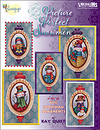 Picture Perfect Snowmen Decorative Painting Book by Kay Quist